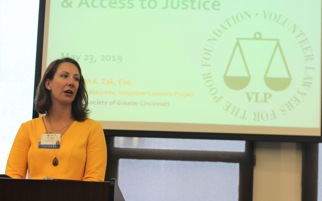 VLP and CBA Host Continuing Legal Education Workshop