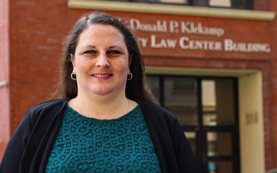 New Leadership for the Volunteer Lawyer's Project